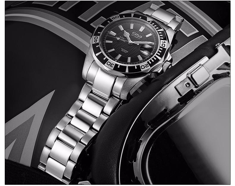 2016 RLX роскошные Мужчины Часы 100 М Водонепроницаемый Сапфировое Стекло Oyster Браслет Автоматические Механические Часы Мужчины Спорт Роль Diver Часы