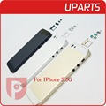 Hight Quality For IPhone 5 5G housing Black White Gold metal alloy back cover with buttons