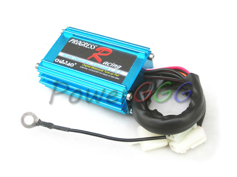 YP805 OEM Motorcycle Blue Racing CDI for PW80 PY80 Mini Dirt Bike(China (Mainland))