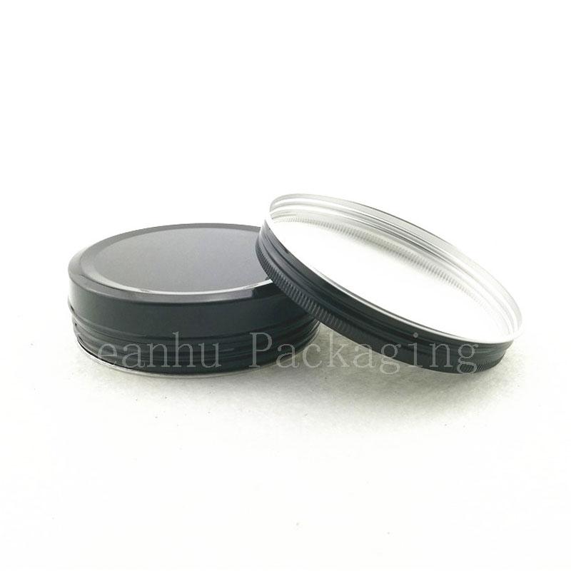 100G black aluminum jar (3)