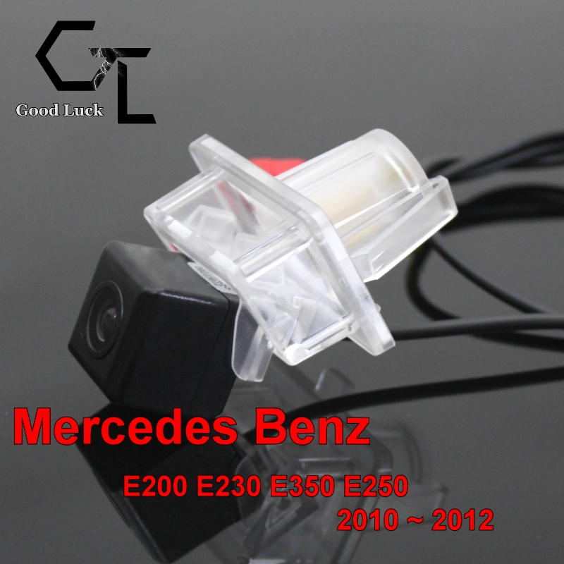 For Mercedes Benz E200 E230 E350 E250 2010 ~ 2012 wireless HD CCD Night Vision Back Up Park Camera Rear View Camera Car Camera(China (Mainland))