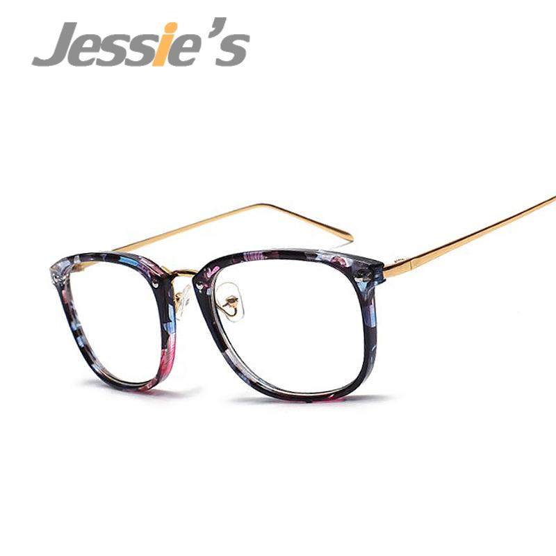 oversized eyewear frame fashion eyeglass square