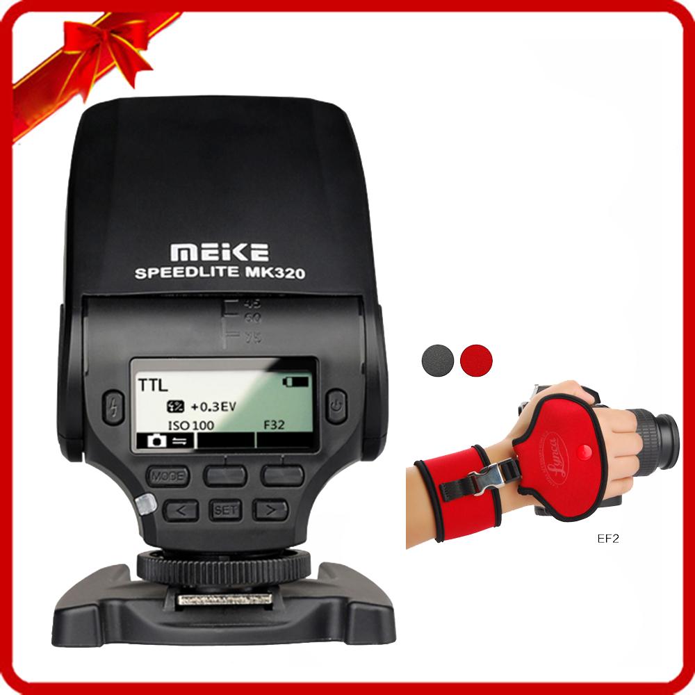 Здесь можно купить  Meike TTL Mini Flash Speedlite MK320 MK320 For Fuji Film Hot Shoe Camera X-T1 X-M1 X100s X-a1 X-e2 X100t as EF-20 + GIFT  Бытовая электроника
