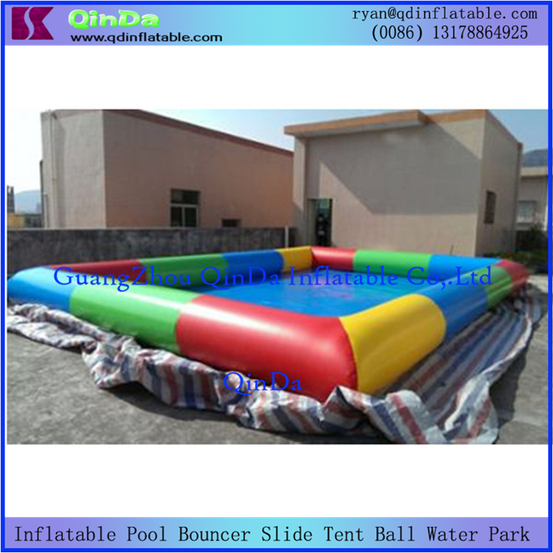 Wholesale Square/Round Inflatable Water Pool Toys Adults and Kids Swimming Pool(China (Mainland))