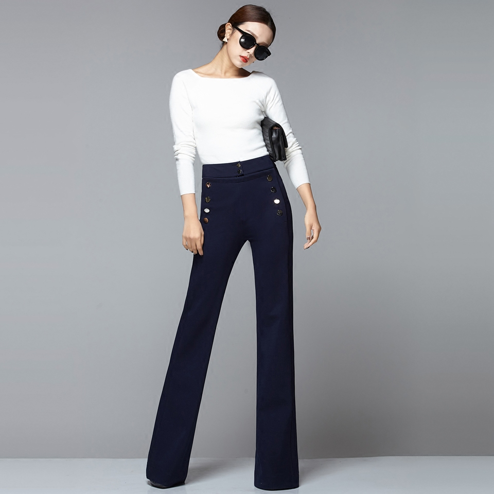 High Quality Ladies Work Trousers Promotion-Shop for High Quality ...