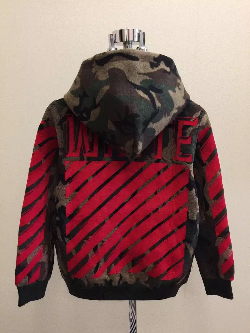new hip hop streetwear kanye west OFF-WHITE hoodies jacket Military Style Camouflage men cotton hooded sweatshirt hoody PulloverОдежда и ак�е��уары<br><br><br>Aliexpress