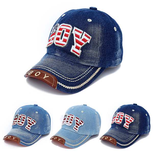 2015 Spring Summer Kids Fashion Caps Children Boys Girls Casual Cotton Letter Baseball Caps Adjustable Hip Hop Snapback Sun Caps(China (Mainland))