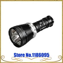 XTAR D35 U2 Flashlight 2800 Lumens 3x CREE XM-L U2 LED Flashlight by 18650 battery flashlight