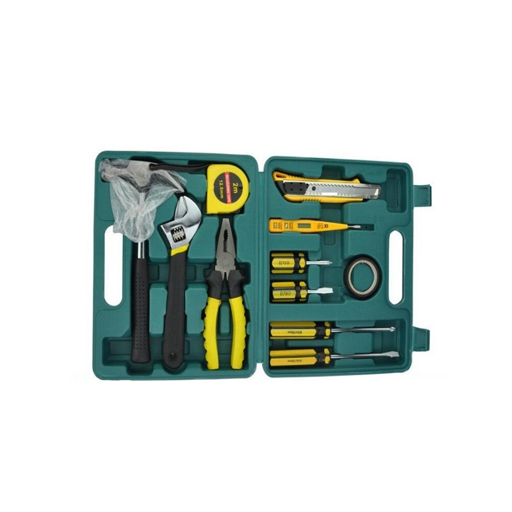 Free shipping High Quality Hot Sale 11 in 1 multi tool box for toolsThe toolkits household hardware  tools suit<br><br>Aliexpress