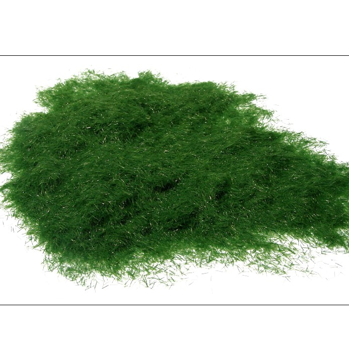 dark green flock nylon DIY sand table model making lawn grass powder material nylon turf building model making landscape(China (Mainland))