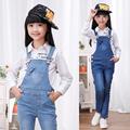 2017 autumn children s clothing girls jeans denim blue baby girl jeans for girls big kids