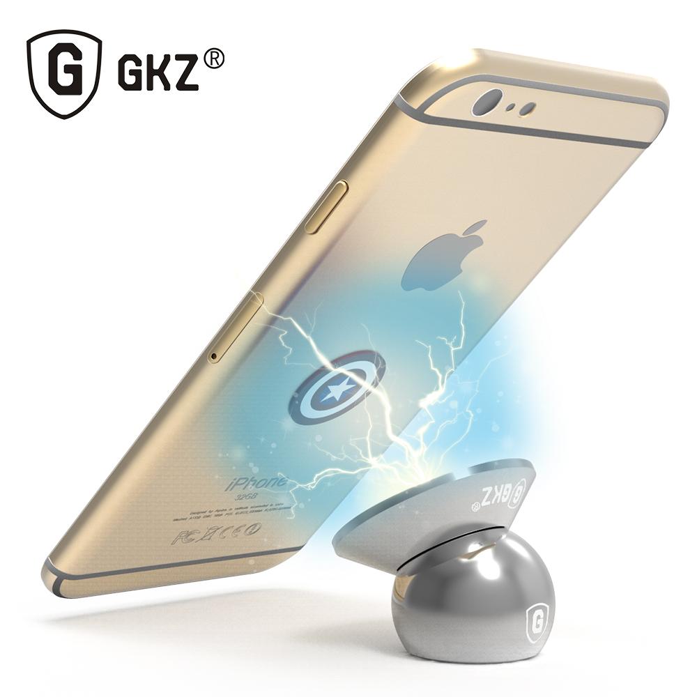 GKZ UF-A Car Kit For iPhone For Samsung Magnetic Car Dashboard Mobile Car Phone Holder Mount Holder Magnet cellphone holder(China (Mainland))