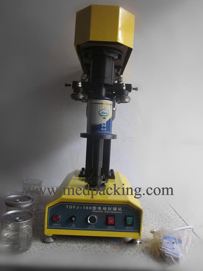 Automatic Electric desktop Can sealing machine can sealer(China (Mainland))