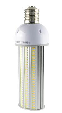 Фотография IP64 outdoor 45W LED street Light E40/E27/E39/E26 220 degree beam angle 4700LM Samsung 5630 leds AC86-277V  3 years warranty