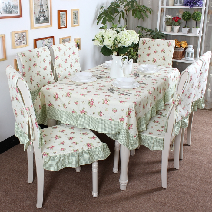 new arrival 100 cotton dining table cloth rustic