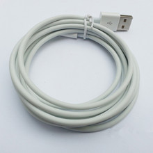 [OD=3.5mm] 3M / 10FT Original Quality 8 Pin USB Data Charger Cable Cord For iPhone 5 5s 6 6 Plus iPad Air Mini With IOS 8.1+