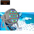 TIPTOP TP P54C 200W 54 LED Flat Par Lights RGBW Lamp for Club DJ Party Stage