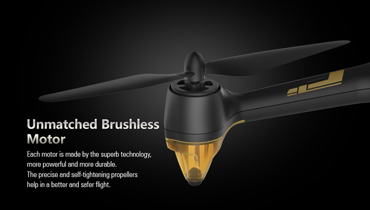Hubsan X4 H501C Brushless With 1080P HD Camera GPS Altitude Hold Mode RC Quadcopter RTF 2.4GHz