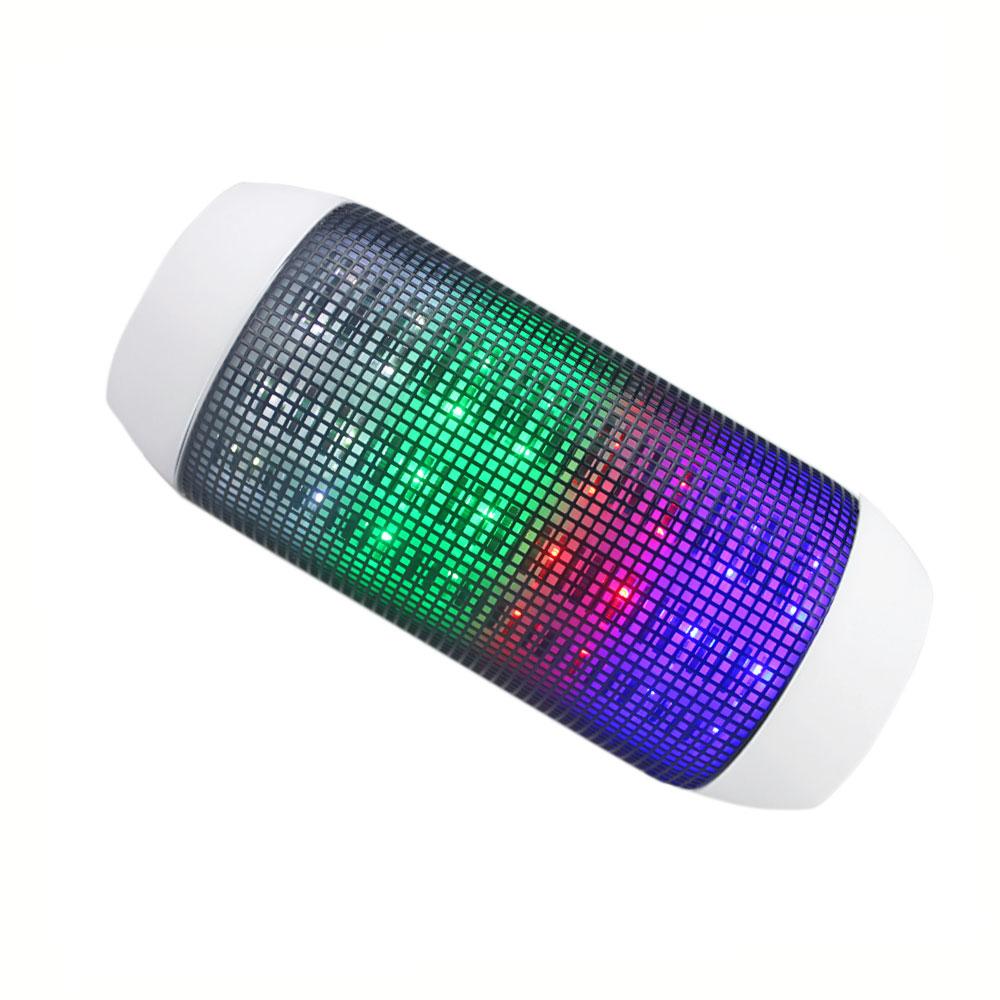 Portable Bluetooth Speaker Wireless Boombox 360 LED Lights Speakers Altavoz Bluetooth Support U