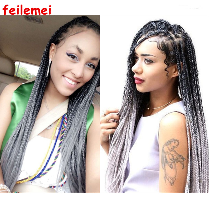 Box Braids Com Linha De Croche : ... hair-b-font-Kanekalon-jumbo-box-braids-synthetic-crochet-font-b.jpg