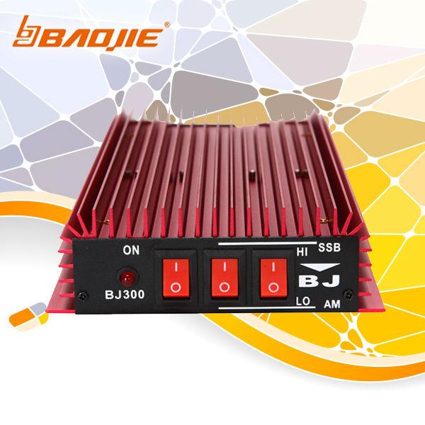 HF ssb transceiver amplifier BJ-300 high power singal amplifier 3-30MHz(China (Mainland))