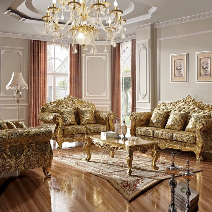 living room furniture modern fabric sofa European sectional sofa set 1045(China (Mainland))