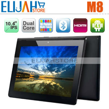 In Stock 9.4 inch PiPO M8 Max 3G RK3066 Dual Core Cortex A9 1gb Ram 16gb Memory WiFi HDMI Android 4.1 Tablet PC Jelly Bean