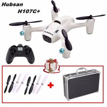 Free Shipping! Hubsan X4 Cam Plus H107C+ 2.4G 4CH 720P Camera RC Drone w/Traveling Case+Blades