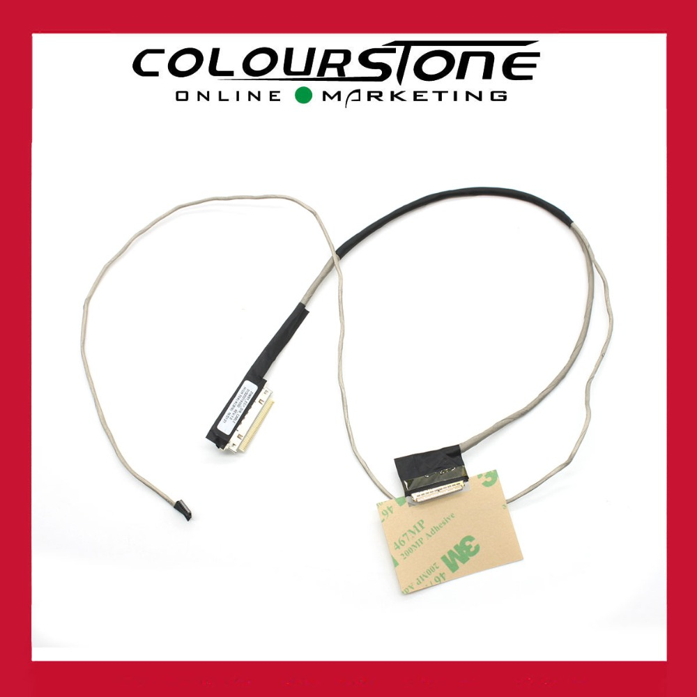 Laptop power stocket For Lenovo IdeaPad B50 B50-30 B50-30G B50-45 B50-70 EDP DIS CABLE DC02001XO00 LVDS CABLE LCD CABLE(China (Mainland))