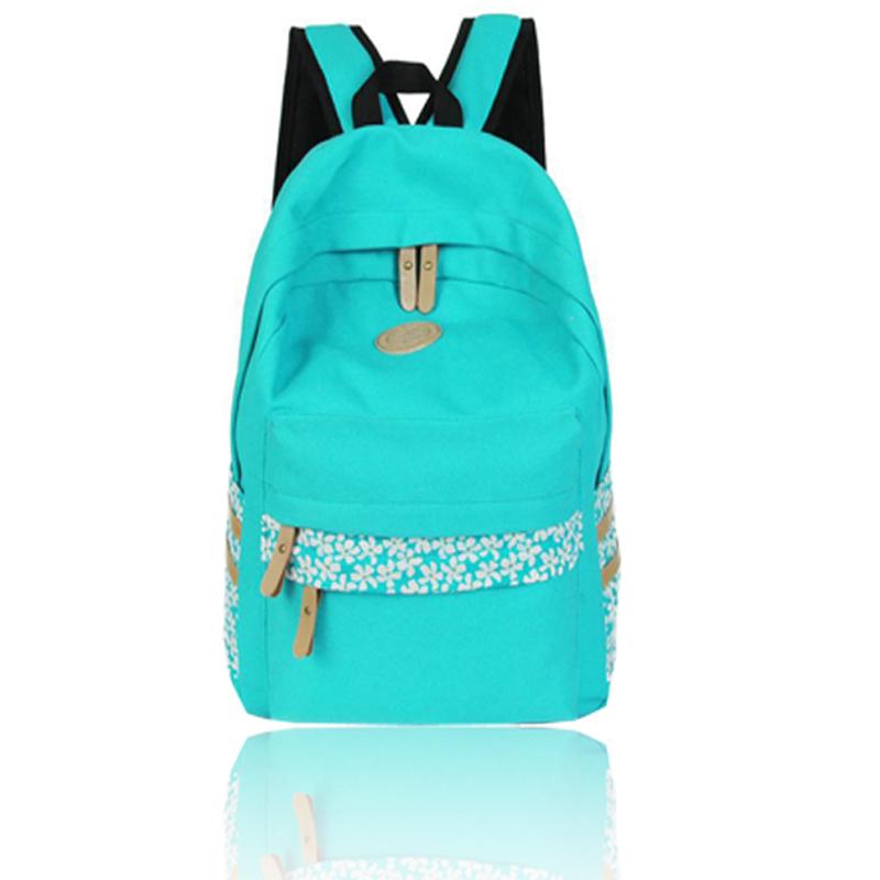 2015 New Fashion Women Canvas Floral Shoulder School Backpack Rucksack Harajuku Travel Backpacks For Teenage Girls Bags Mochila <br><br>Aliexpress
