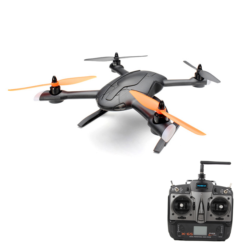 HiSKY HMX280 6-Axis Gyro RC Quadcopter Drone with CC3D FC RTF 2.4GHz<br><br>Aliexpress