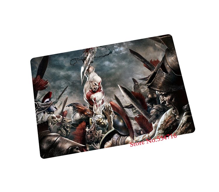 hot god wars mouse pad best gaming mousepad gamer large personalized pads keyboard play mats - Aries's free space store