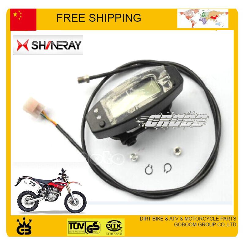 shineray X2 X2X XY250GY Motorcycle Speedo Meter Gauge Instrument  odometer speedometer free shipping