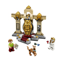 Bela Scooby Doo Mummy Museum Minifigures Building blocks Compatible With any Blocks Toy Kid Gift
