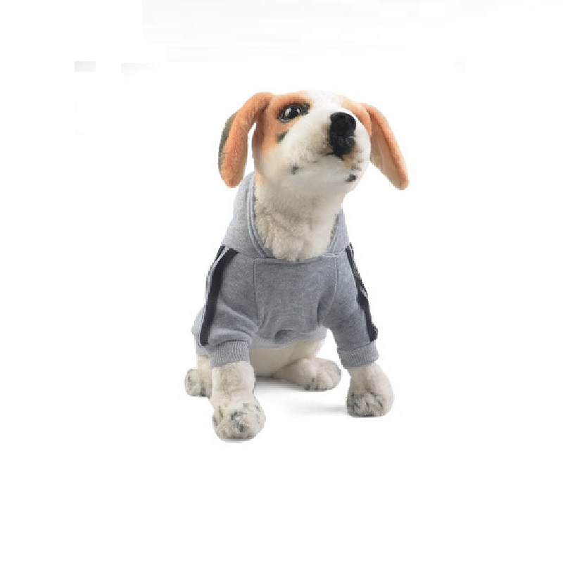 1pc Pet Dog Clothes Coat Puppy Hoodies Vest Cute Clothing Small Dog Sportswear Polo Shirts Cat Outfit Spring roupas pet
