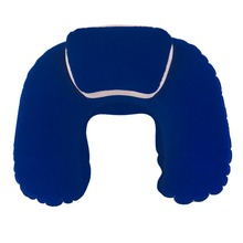 Inflatable Soft  U Shape Neck Head Rest Air Cushion Pillow