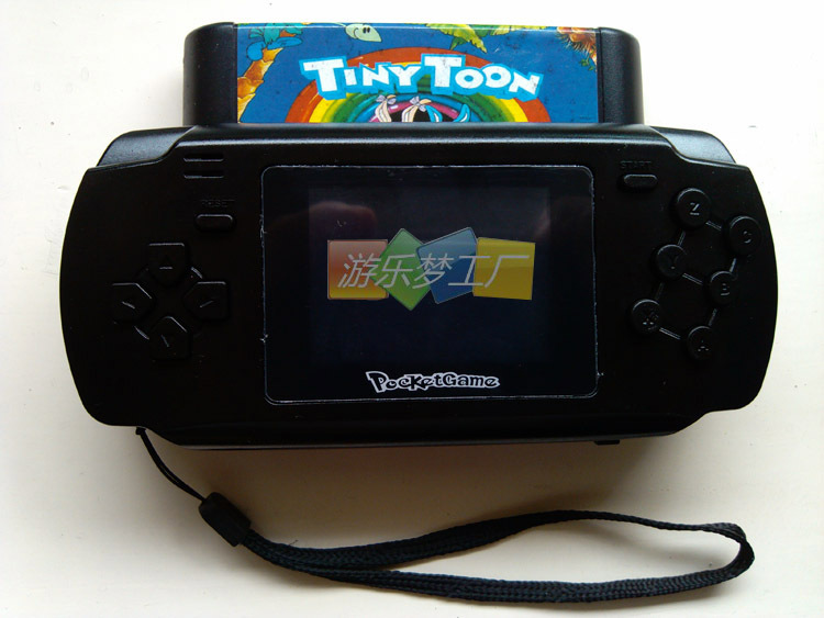 SEGA MD pocket game console!! use normal MD card slot!!<br><br>Aliexpress
