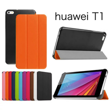 Buy HuaWei Mediapad T1 7.0inch Tablet,Smart Ultra Slim Stand Leather Case Cover Huawei MediaPad T1 7.0Inch Tablet for $8.03 in AliExpress store