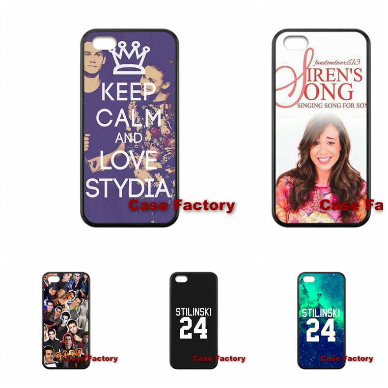 For Samsung Ace Note 3 4 5 edge lite Mega 2 6.3 Core 2 Xcover 2 Trend Duos Huawei P8 mini Lite Teen Wolf STILINSKI 24 Call Box(China (Mainland))