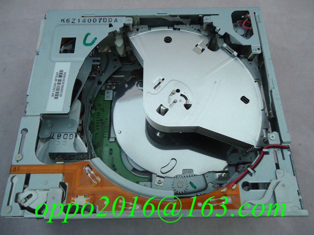 Clarion 6 CD changer mechanism PCB 039-2491-20 for FO RD PICKUP Ranger car radio tuner BuickLaCrosse Park Avenue(China (Mainland))
