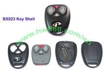 key shell for positron remte BX023A/BX023B-HOT shell Positron remote key(China (Mainland))