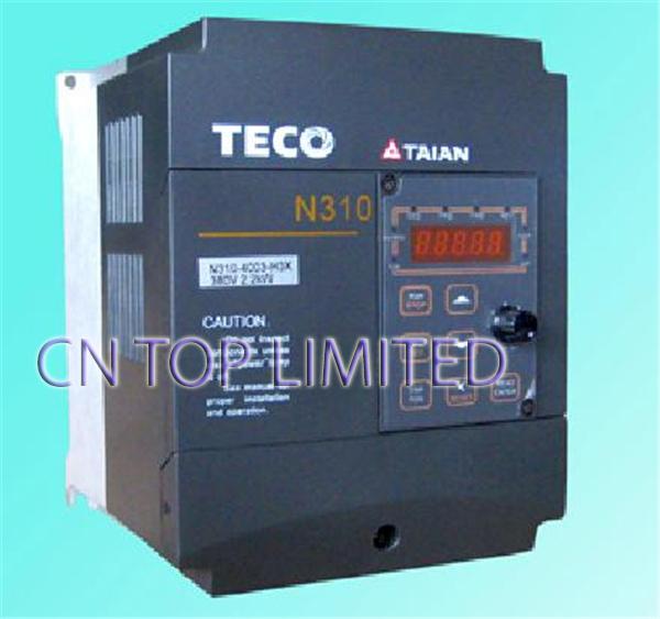 TECO 3 Phase  400V  3.8A 1.5KW 2HP  Inverter N310-4002-H3X NEW<br><br>Aliexpress
