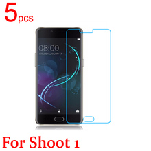 Buy 5pcs Glossy Ultra Clear/Matte/Nano Anti-Explosion LCD Screen Protector Film Cover Doogee Shoot 1 2 Protective Film + Cloth for $1.34 in AliExpress store