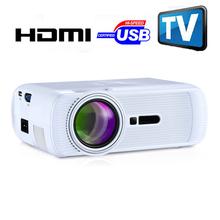 2016 GE80 3d led mini projetor 1080 p full hd home theater projetor de vídeo lcd projetor portátil de bolso pico micro beamer(China (Mainland))