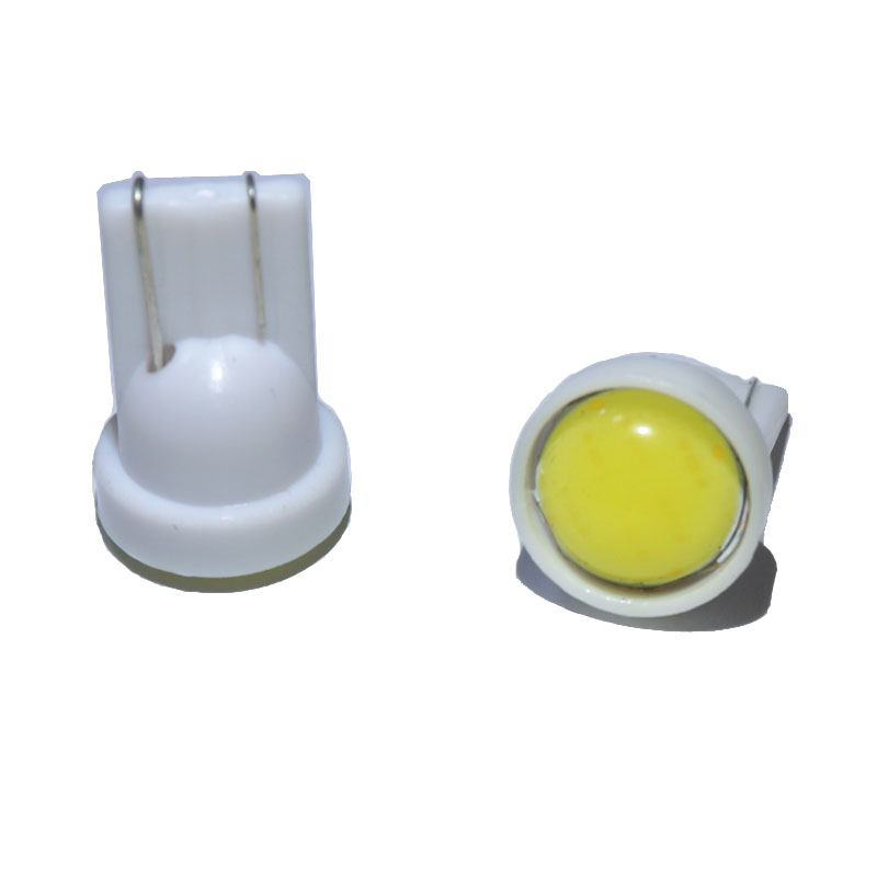 100X Car Auto LED T10 194 W5W 1 led smd cob 6 chips 1SMD Wedge Light Bulb Lamp white blue yellow green pink red free shipping<br><br>Aliexpress