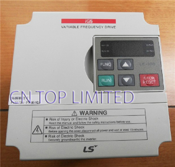 2HP 1.5KW single Phase 220V inverter VFD frequency AC drive SV015IG5-1 NEW(China (Mainland))