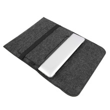 "2015 NEW Fashion Laptop Cover Case For Macbook Pro/Air/Retina Notebook Sleeve bag 13"" 15"" Wool Felt Ultrabook Sleeve Pouch Bag(China (Mainland))"