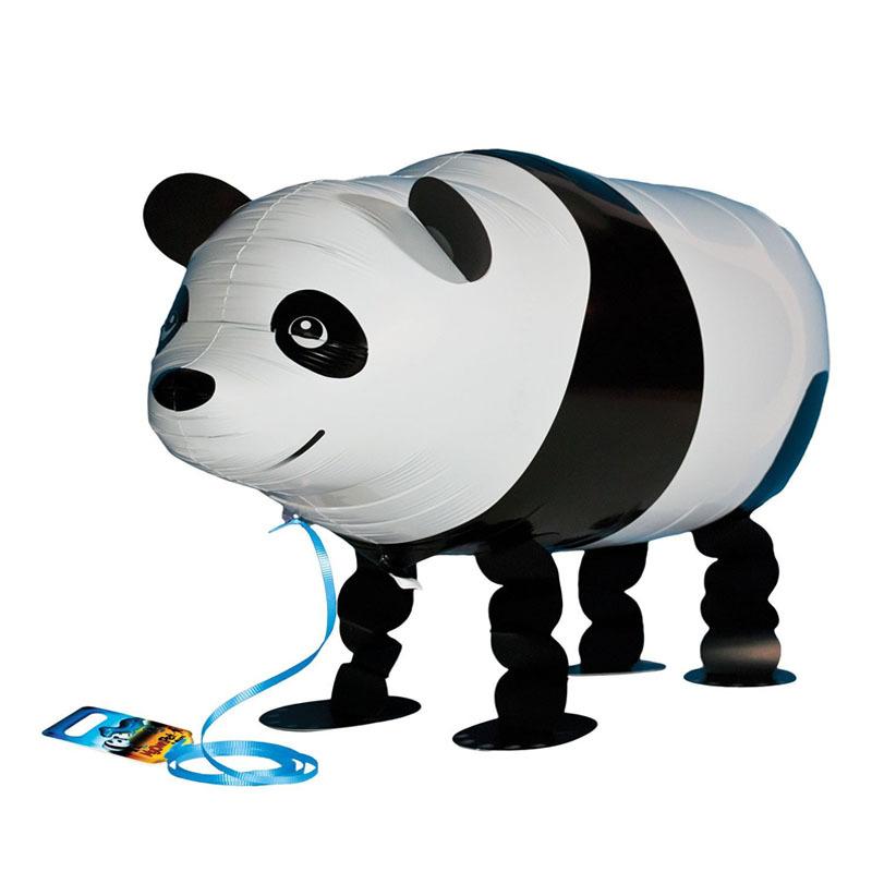 1Pcs Balloons air Cartoon Panda Large Size 2015 New Fashion kids toy gift Birthday wedding party Supplies decoration foil helium(China (Mainland))