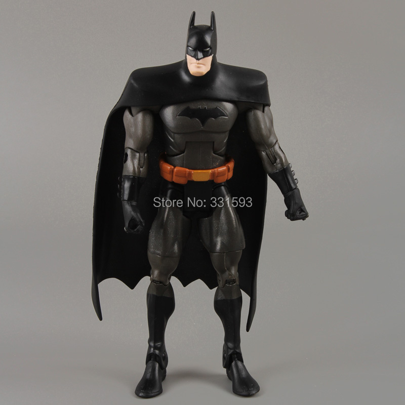 """DC Universe Super Hero Batman PVC Action Figure Collectible Toy Model 7"""" 18CM Action & Toy Figures Free Shipping(China (Mainland))"""