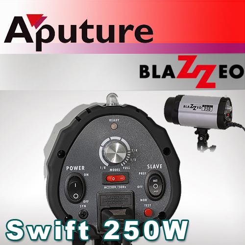 Blazzeo Studio Strobe Flash Lighting 250W 200V/240V 48GN 75W Modeling Light Photography Freeshipping - Aputure official store